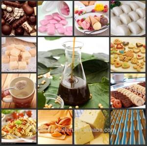 Venda quente de soja óleo de soja extrato de soja lecitina