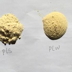 Non ogm de lécithine de soja poudre teneur d'alimentation