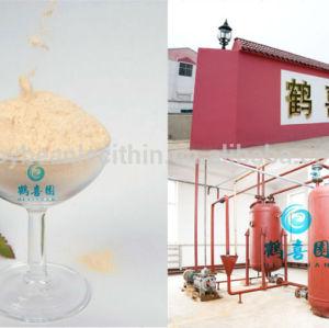 Oferta de la fábrica medicina china en polvo de alto grado soyabean lecitina