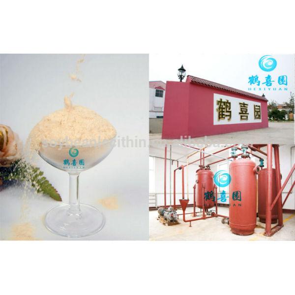 Usine offre médecine poudre de qualité de la lécithine de soja