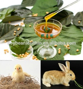 GMP manufacture Chinese soya lecithin (food or feed grade)