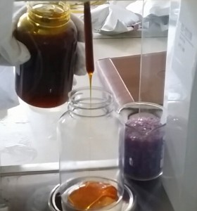 hydrolyzed lecithin for leather fat liquoring