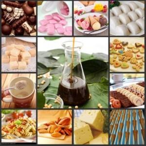 Transparent GMP Non GMO edible soy lecithin liquid