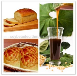 Soy lecithin as Preservative for cakes