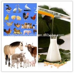 factory offer animal broiler Feed additives for soy lecithin plant