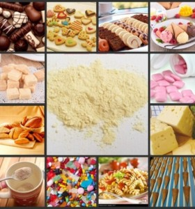 soya bean lecithin powder in food grade