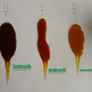 Liquid soybean lecitin