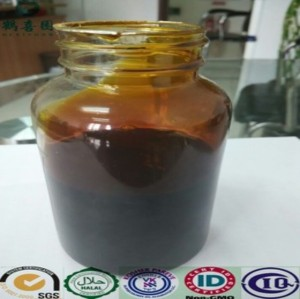 soya lecithin as wetting/dispersing agent