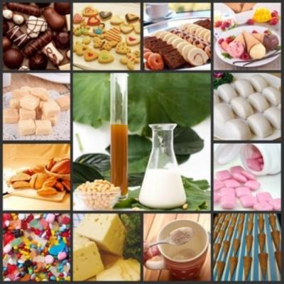soya lecithin as for condensed milk ingredient