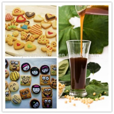 factort offer high quality edible modified or improved soya lecithin