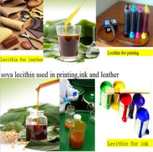 factory offer paint and print grade soya lecithin liquid