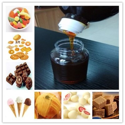 Chinese liquid soya lecithin as emulsifier
