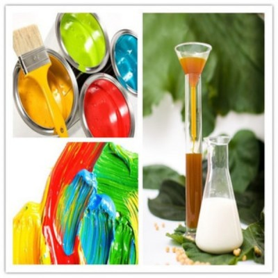 Factory offer soya lecithin dispersing agent for printing and paint