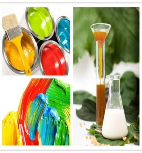 Factory offer soya lecithin emulsifier for printing and paint