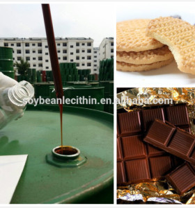 manufacture supply high quality soya lecithin cake stabilizer