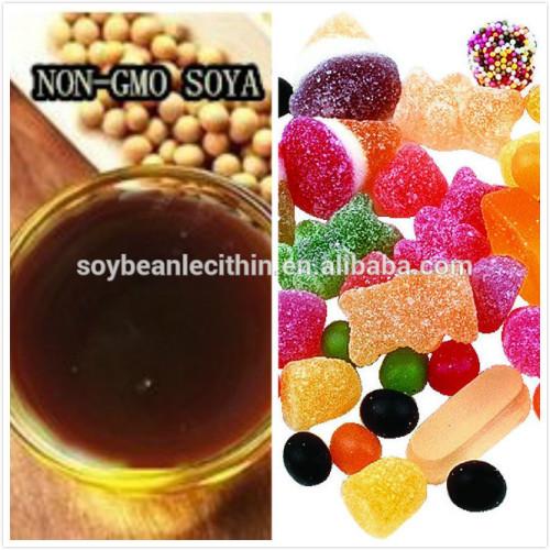 bakery food ingredients soy lecithin
