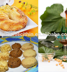 bakery food ingredients soyabean lecithin