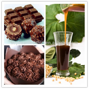 soya lecithin used as emulsifier and stabilizer for bakery