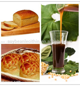 emulsifiers for food grade soya lecithin