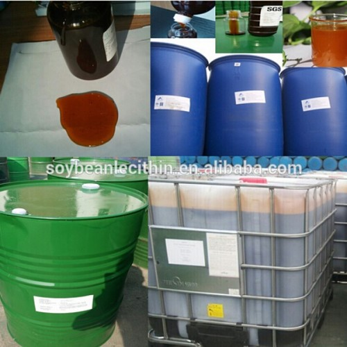 factory offer broiler feed additive (soya lecithin)