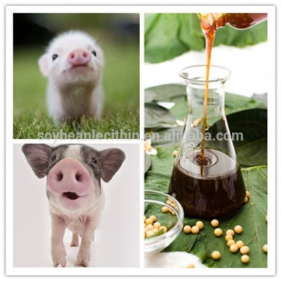 High quality soya lecithin as broiler feed additive