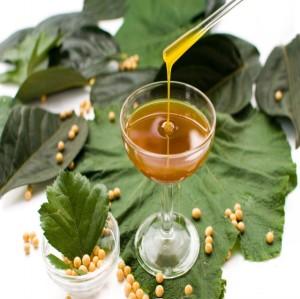 Shrimp feed additive liquid soya lecithin