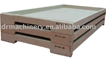 SM-17000 wooden starch tray