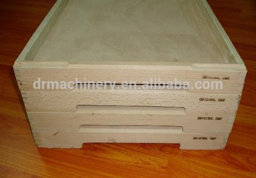 SM-17000C STARCH WOODEN TRAY