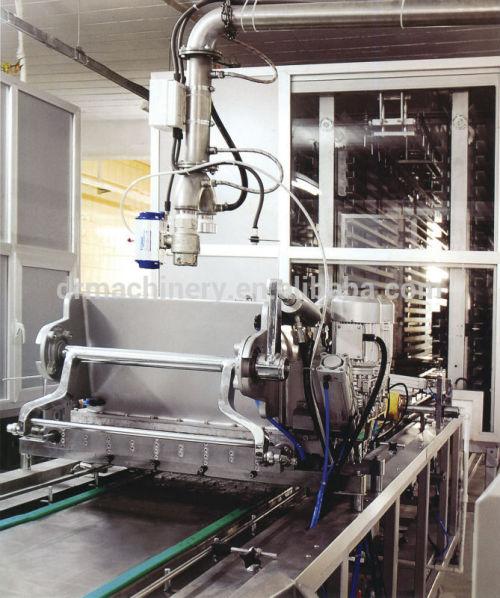 Chocolate moulding machine