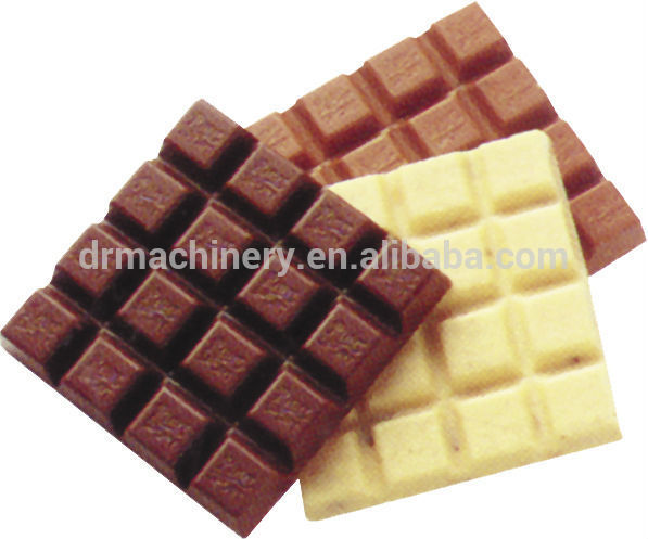 Servo driven chocolate moulding plant