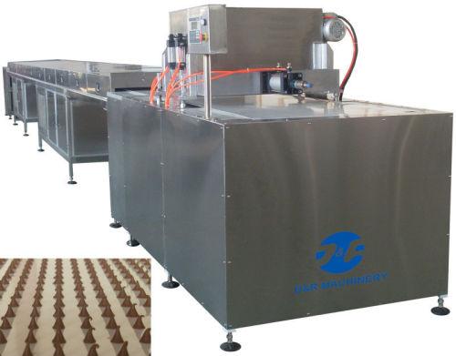 chocolate chip depositing machine