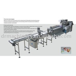 High-speed automatic feed packing lines