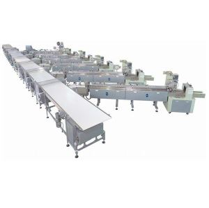 feeding packing lines