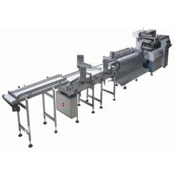 High-speed packing line