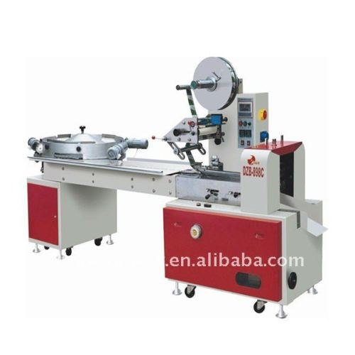 DZB-898C HIGH-SPEED AUTOMATIC PILLOW TYPE CANDY PACKAGER