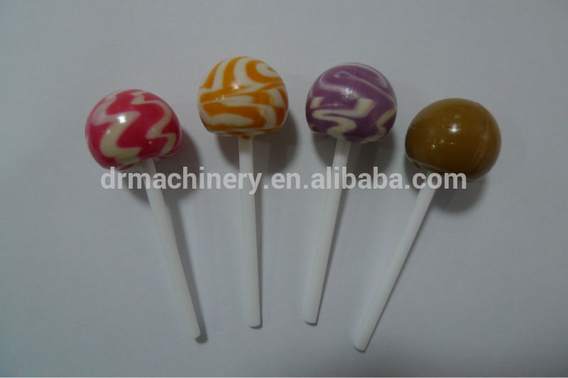 FULL AUTOMATIC LOLLIPOP DEPOSITING LINE