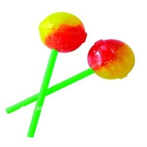 Full automatic chewy gum filled lollipop plant