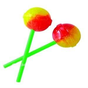 Die forming lollipop machine
