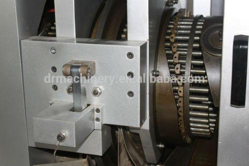 Hard candy die-forming machine