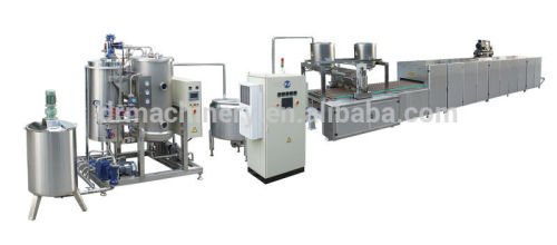 Full Automatic jelly candy depositor
