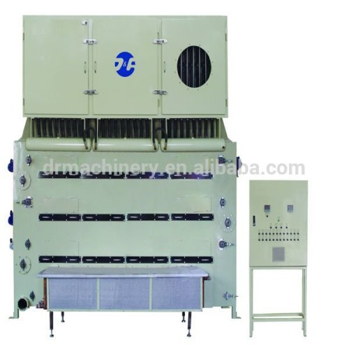 Starch conditioning system for mogul Line