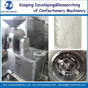 stainless steel sugar grinder