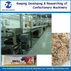 cereal bar production line