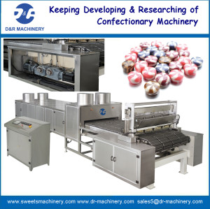 Servo system hard candy machine