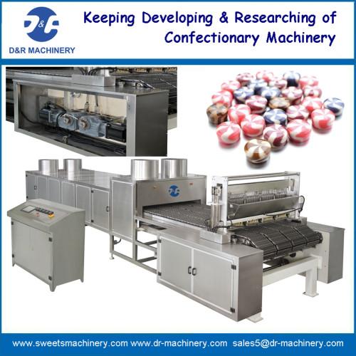 Servo system hard candy machine