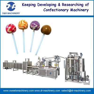 lollipop production line