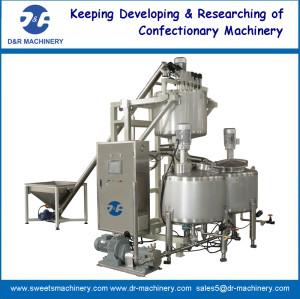 automatic sugar dissolving machine