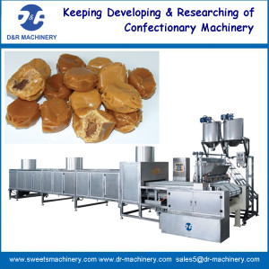 toffee making machine