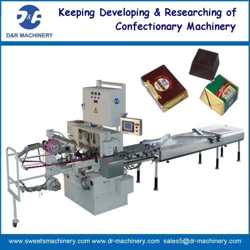 DZB-280-I CHOCOLATE FOLD PACKING MACHINE