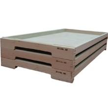 النشا sm-17000 علبة خشبية
